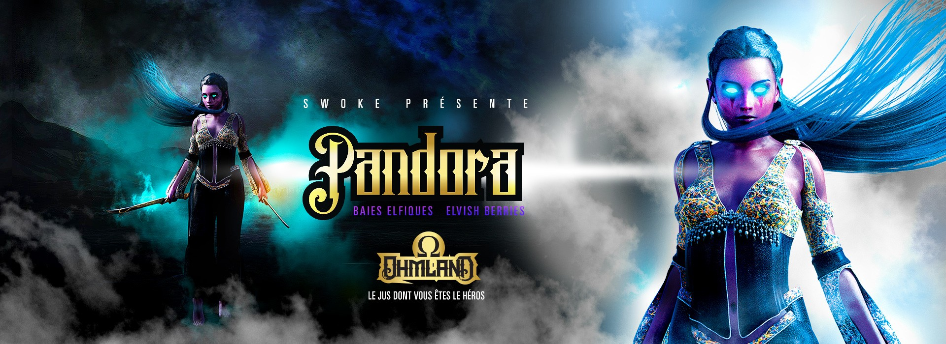 Pandora by Swoke