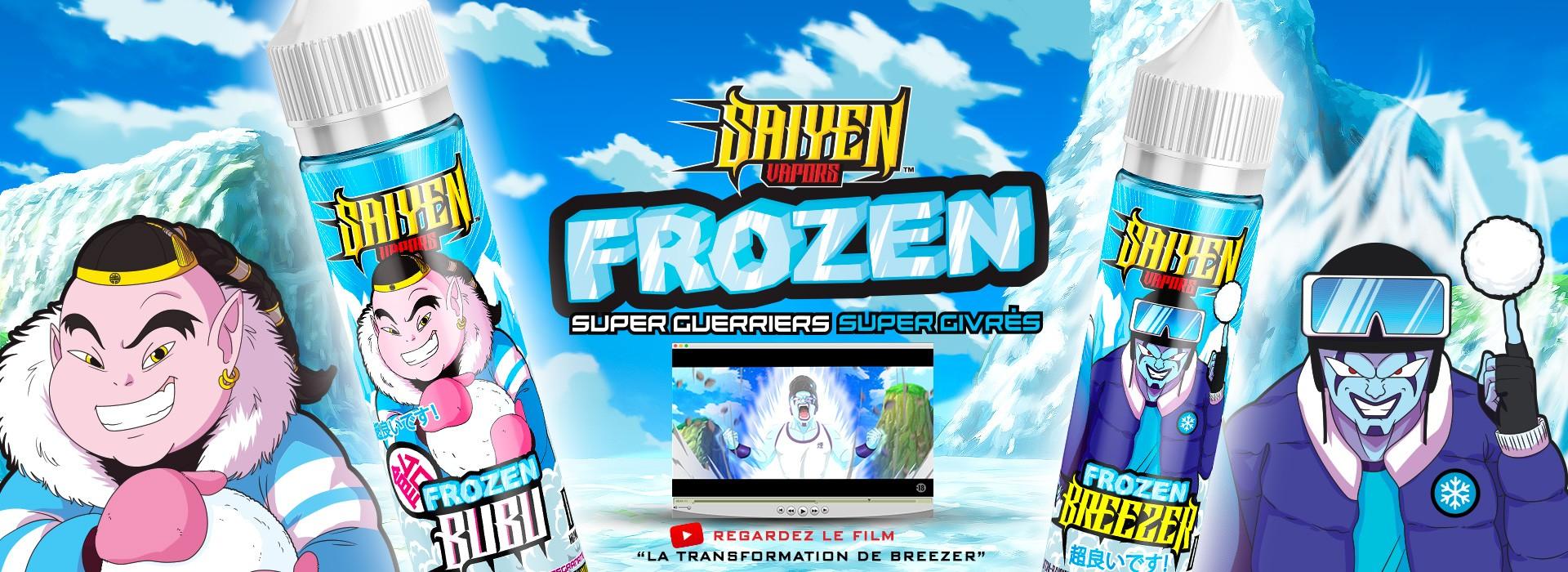 Frozen Breezer et Frozen Bubu arrivent !