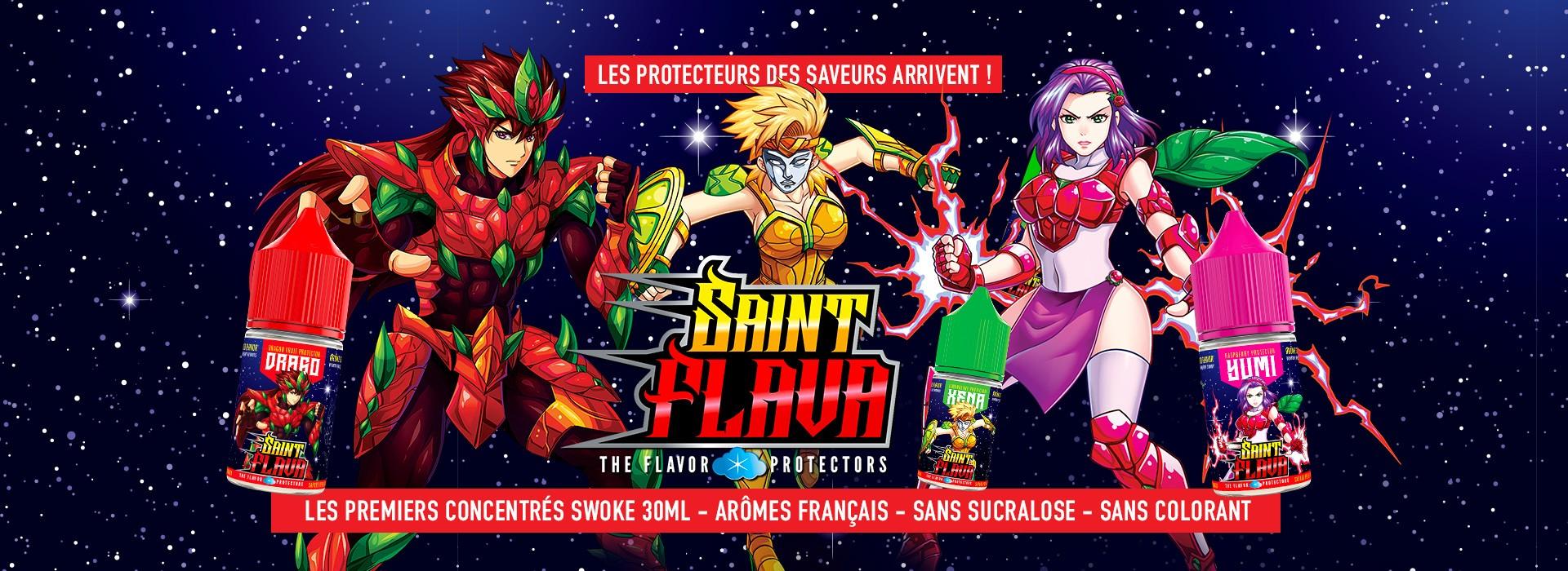 Saint Flava - Les protecteurs des saveurs